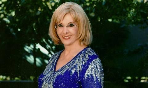 Η ΕΡΤ αποχαιρετά την Κέλλυ Σακάκου