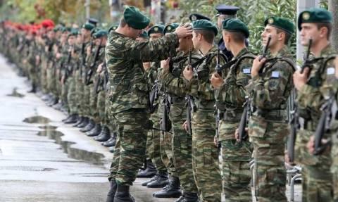 Καιρός- Αναβάλλεται η κατάταξη Στρατευσίμων 2017 Α΄/ΕΣΣΟ