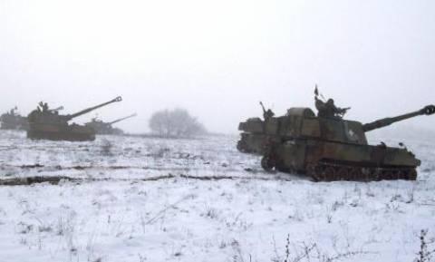 Στρατός ξηράς: Επιχειρησιακή Εκπαίδευση της 50 Μ/Κ ΤΑΞ στα χιόνια (pics)