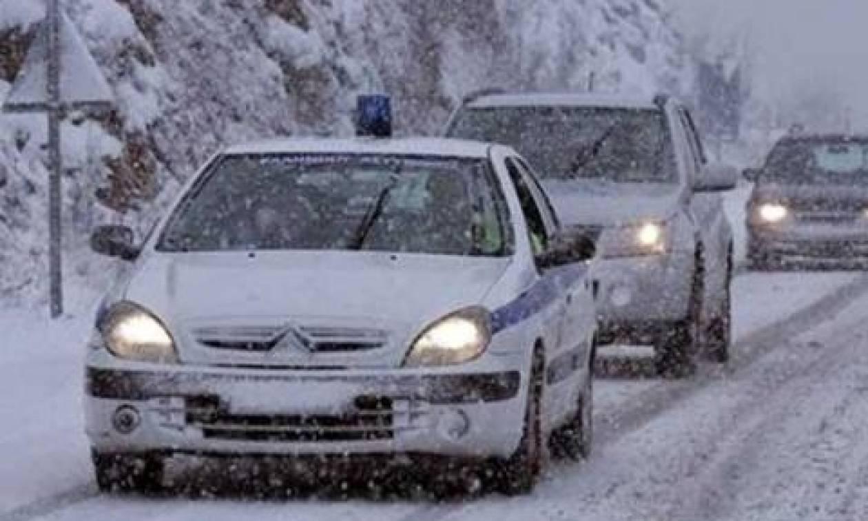 Καιρός Θεσσαλονίκη: Ανοιχτοί οι δρόμοι στην πόλη - Η κατάσταση στο οδικό δίκτυο Κεντρικής Μακεδονίας