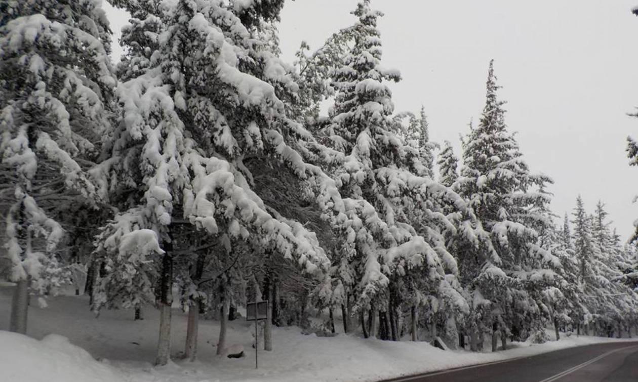 b85e3b5412a Καιρός ΤΩΡΑ: Σε κατάσταση έκτακτης ανάγκης η μισή Ελλάδα - Έρχεται και νέος  χιονιάς