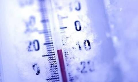 Καιρός ΤΩΡΑ: ΠΡΟΣΟΧΗ! Ολικός παγετός κατά τη διάρκεια της νύχτας