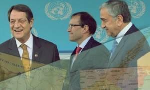 Κυπριακό: Μη ικανοποιητικός ο χάρτης που δόθηκε από τους Τουρκοκύπριους