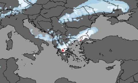 Καιρός: Πού χιονίζει τώρα – Πότε υποχωρούν τα φαινόμενα (LIVE ΕΙΚΟΝΑ)