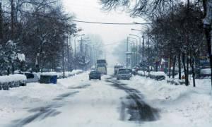 Καιρός Τώρα: «Σιβηρία» τα Τρίκαλα με το θερμόμετρο στους -15 βαθμούς (vid)