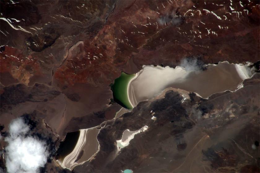 Viral: Η μαγική όψη της Γης από το διάστημα μέσα από τα μάτια του αστροναύτη Thomas Pesquet