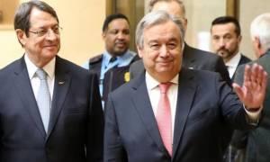 ΓΓ ΟΗΕ: «Η λύση θα επικυρωθεί από το λαό - Τα δημοψηφίσματα είναι πρόκληση»