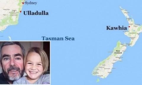 Απίστευτη περιπέτεια για πατέρα και κόρη – Επί ένα μήνα ταξίδευαν με χαλασμένο σκάφος