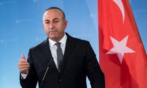 Κυπριακό - Τσαβούσογλου: «Μόνη εγγυήτρια δύναμη εμείς - Ανίκανη η ΕΕ»