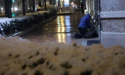 Κοπανατζής ο δημοτικός υπαλληλος που άφησε άστεγους στο δρόμο εν μέσω χιονιά