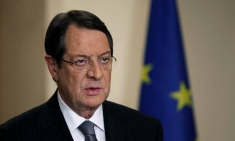 Κυπριακό - Αναστασιάδης: Δεν υπάρχει χρονοδιάγραμμα - Συνεχίζεται ο διάλογος μέχρι να βρεθεί λύση