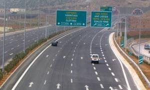 Ταλαιπωρία για τους οδηγούς από Δευτέρα στη νέα εθνική οδό Κορίνθου-Πατρών