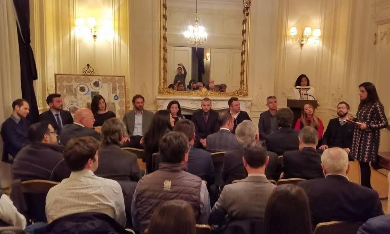 Βοστώνη: Νέοι με φρέσκες ιδέες προωθούν την ελληνική επιχειρηματικότητα