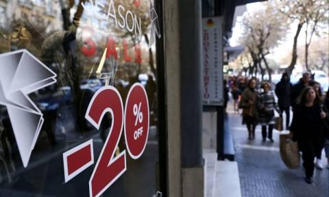 Χειμερινές εκπτώσεις: Ανοικτά σήμερα τα μαγαζιά - Έως πότε θα διαρκέσουν