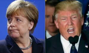 Γερμανία: Δύο στους τρεις Γερμανούς ζητούν συνάντηση Μέρκελ με Τραμπ