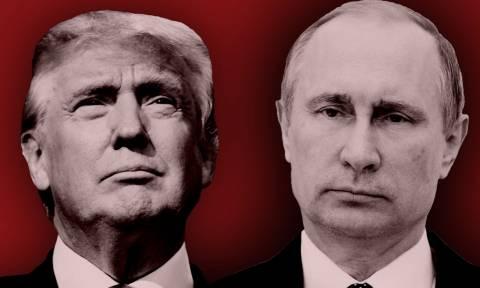 Σύνοδο κορυφής με τον Πούτιν σχεδιάζει ο Τραμπ