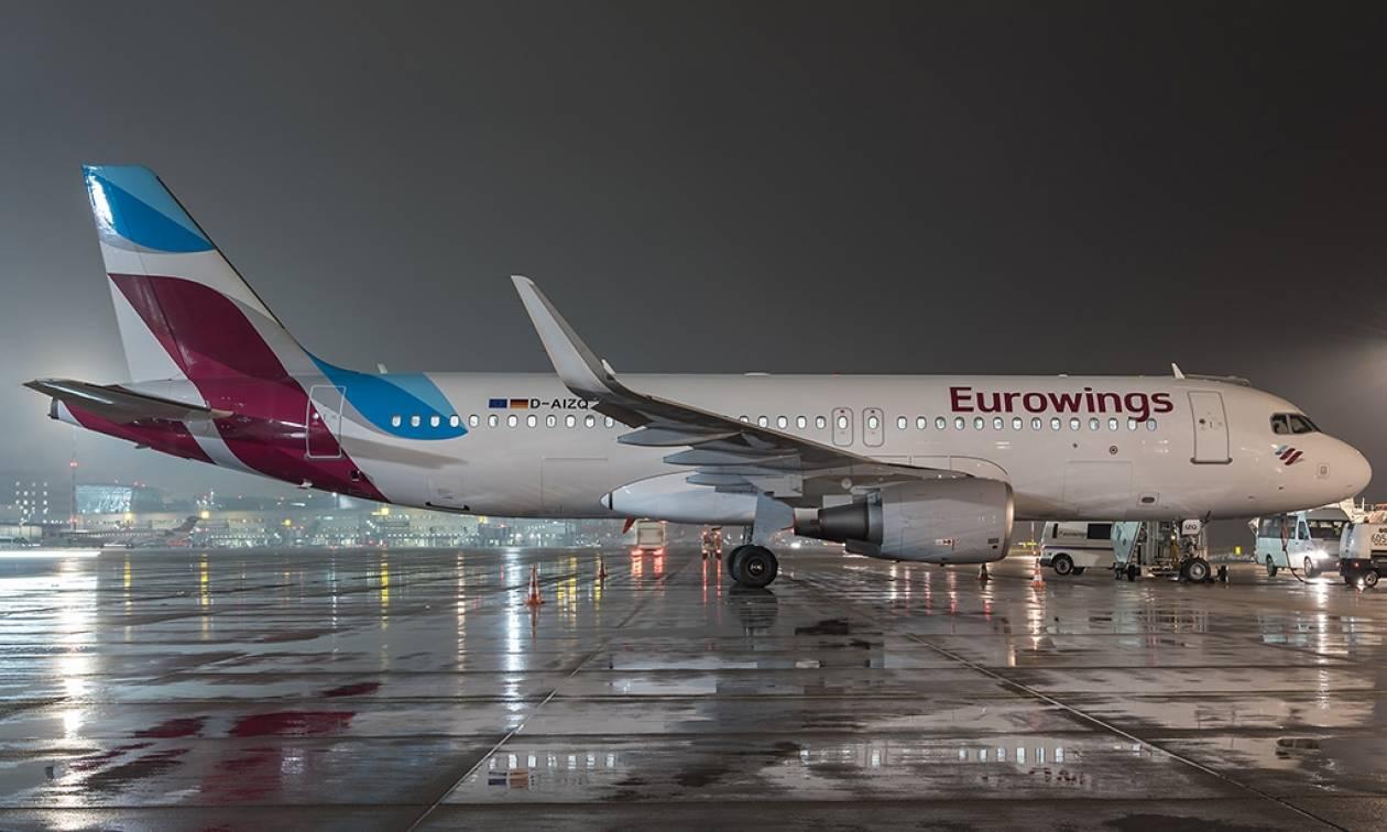 Συναγερμός για βόμβα σε πτήση προς Γερμανία