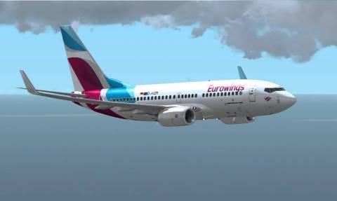 Γερμανία: Δεν εντοπίστηκε βόμβα στο αεροσκάφος της Eurowings