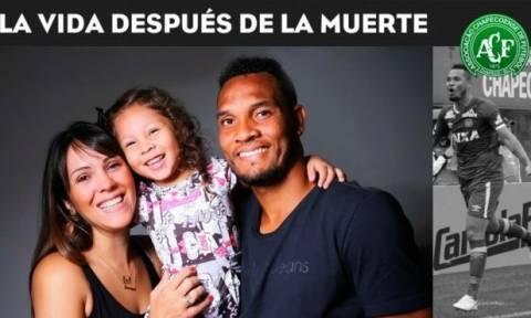 Συγκλονίζει το γράμμα της συζύγου του αδικοχαμένου ποδοσφαιριστή της Τσαπεκοένσε