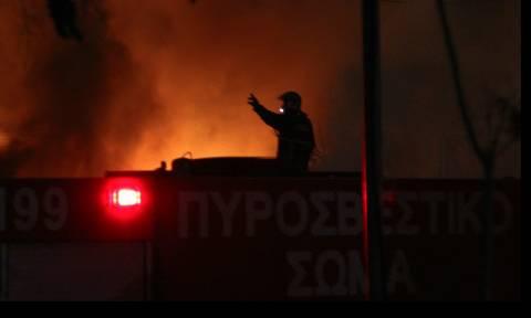 Φωτιά Ταύρος: Έντρομοι οι κάτοικοι μετά τις εκρήξεις