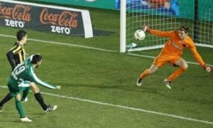 Παναθηναϊκός-ΑΕΚ 0-0: Ας όψεται ο Μπάρκας!