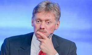 Песков анонсировал поздравление Путина после инаугурации Трампа