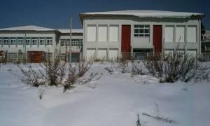 Καιρός ΤΩΡΑ: Ποια σχολεία θα παραμείνουν κλειστά στα Τρίκαλα