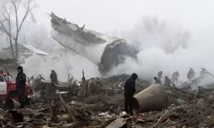 Крушение Boeing 747 под Бишкеком. Хроника событий