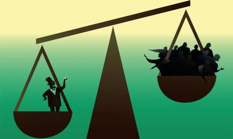 Απίστευτο: Οι οκτώ πλουσιότεροι άνδρες του κόσμου κατέχουν τόσο πλούτο όσο η μισή ανθρωπότητα