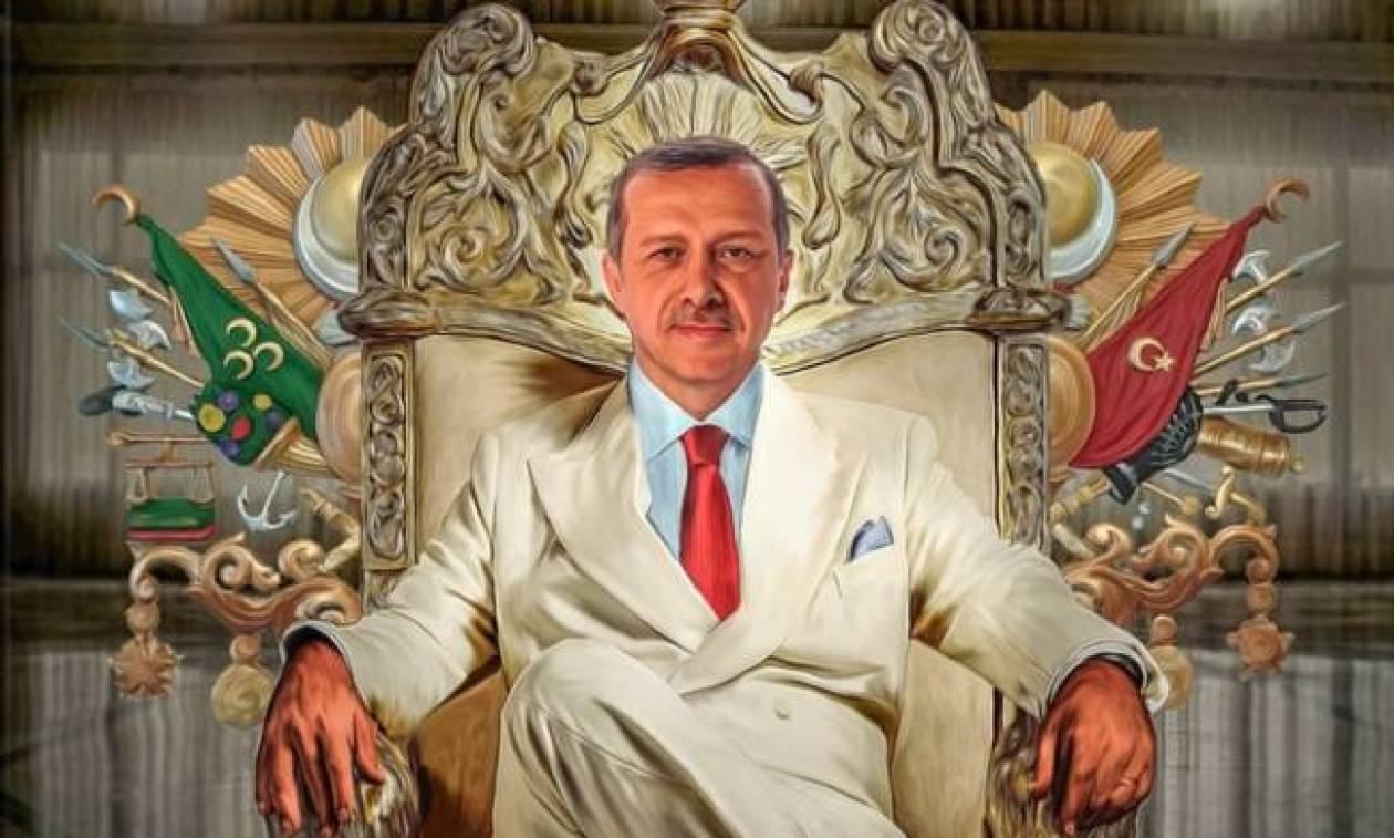 """Αποτέλεσμα εικόνας για Ο """"σουλτάνος"""" ερντογαν"""