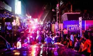 Βίντεο - ντοκουμέντο: Μακελειό από εισβολή ενόπλου σε κλαμπ στο Μεξικό (pics+vids)