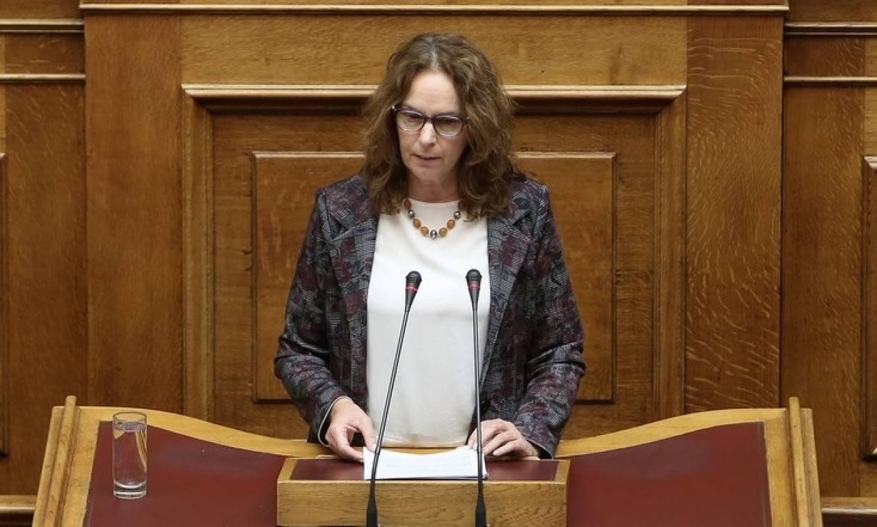 Παπανάτσιου: Δεν θα υπάρξει καμία αλλαγή στους φόρους -  «Κόκκινη» γραμμή η μείωση του αφορολόγητου
