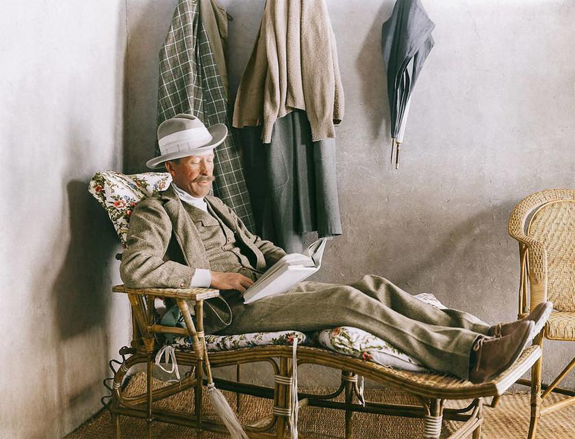 Η μυστηριώδης ανακάλυψη του τάφου του Τουταγχαμών για πρώτη φορά σε έγχρωμες φωτογραφίες
