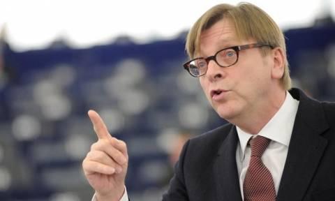 Προεδρία ΕΚ: Απέσυρε την υποψηφιότητά του ο.Φέρχοφστατ