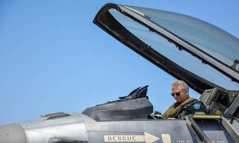 Πολεμική Αεροπορία: Ποιος είναι ο νέος Αρχηγός του ΓΕΑ