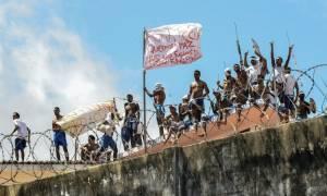 Βραζιλία: Προσπάθειες ώστε να αποτραπεί ένα νέο «λουτρό» αίματος στη φυλακή Αλκασουίς