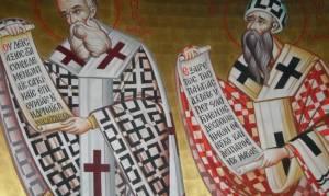 Αθανάσιος και Κύριλλος: Οι Πατριάρχες που έγιναν Άγιοι