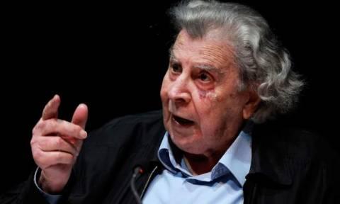 Μίκης: Χειρότερος ολοκληρωτισμός αυτός των πρώην «αριστερών» που έγιναν εξουσία