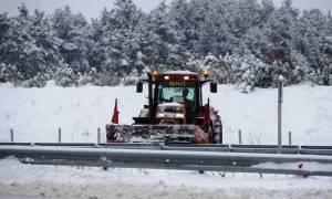 Καιρός ΕΜΥ: Χιόνια και βροχές φέρνει ο «Βίκτωρ» την Πέμπτη - Πότε εξασθενούν τα φαινόμενα