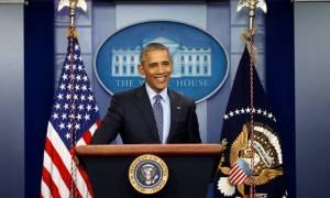 Τελευταία συνέντευξη Ομπάμα: Προς το συμφέρον μας οι εποικοδομητικές σχέσεις με τη Ρωσία (vid)