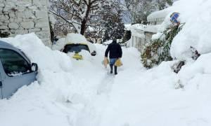 Καιρός - ΕΜΥ: Αυτές οι περιοχές θα θαφτούν στο χιόνι – Έντονα φαινόμενα σε Αθήνα και Θεσσαλονίκη