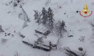 Χιονοστιβάδα - Ιταλία: Παιδιά μεταξύ των αγνοουμένων στο ξενοδοχείο Rigopiano