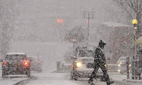 Καιρός Αθήνα - Θεσσαλονίκη: Ο Καλλιάνος προειδοποιεί: Έρχεται νέος χιονιάς και δεν το λέει κανείς!