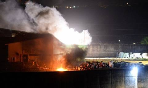Φρίκη στη Βραζιλία: Πουλάνε DVD με αποκεφαλισμούς από τις ταραχές στις φυλακές! (ΣΚΛΗΡΕΣ ΕΙΚΟΝΕΣ)