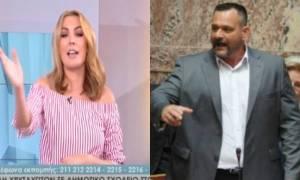 Χρυσή Αυγή vs Τατιάνα Στεφανίδου - Αποκάλυψη: Έτσι ξεκίνησε ο «πόλεμος» - Βίντεο - ντοκουμέντο