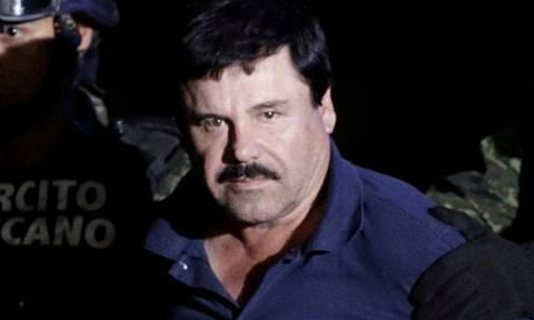 Σε φυλακή της Νέας Υόρκης ο διαβόητος βαρόνος των ναρκωτικών «Ελ Τσάπο» (pics&vid)