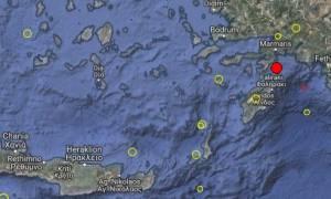 Σεισμός ταρακούνησε τη Ρόδο