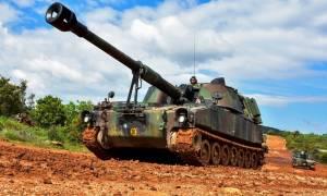 Ο νέος Α/ΓΕΣ επισκέφθηκε την ΧΙΙ Μηχανοκίνητη Μεραρχία Πεζικού