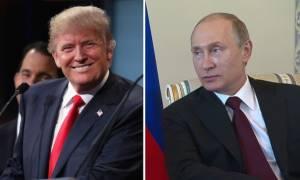 Έτοιμος να συναντηθεί με τον Τραμπ ο Πούτιν