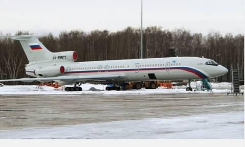 Ρωσία: Το υπουργείο Άμυνας θα αποσύρει τα αεροσκάφη Tu-154